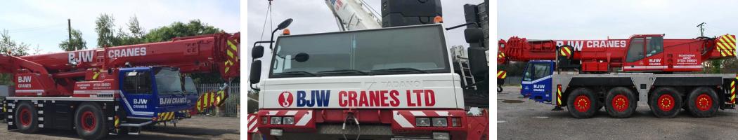 Crane Hire Lincoln