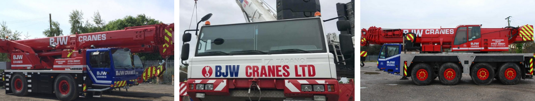 Crane Hire Sheffield